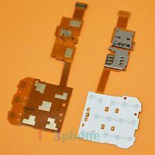 KEYPAD + SIM TRAY + MICRO SD SLOT FLEX CABLE RIBBON FOR NOKIA C3-01 #F339