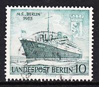 Berlin 1955 Mi. Nr. 126 Gestempelt LUXUS!!!