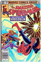 AMAZING SPIDER-MAN #239 2ND APPEARANCE HOBGOBLIN VS SPIDER-MAN! JOHN ROMITA JR