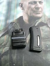 1/6 Hot Toys G.I Joe Retaliation Joe Colton MMS206 Gun Clip + Pouch US Seller
