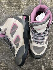 Mountain Warehouse Shoes Ladies Size 6 UK EUR 39 Beige Isodry Isogrip Waterproof