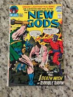 NEW GODS #8 - HIGHER GRADE KIRBY BRONZE AGE CLASSIC!!!