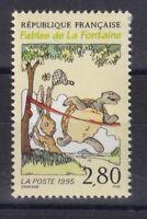 France année 1995 Fables de La Fontaine Lièvre et laTortue N°2963** réf 6862