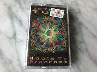 Jethro Tull Roots To Branches CASSETTE Tape SEALED 1995 Chrysalis Ian Anderson