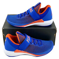 Nike Jordan Trainer 3 Florida Gators Men's Shoes Sneakers Blue Orange AR1402 400