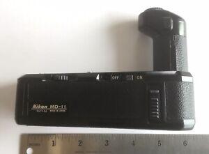 Nikon MD-11 Motor Drive Winder - FE, FE2, FM, FM2, FM2n, FA VERY GOOD CONDITION