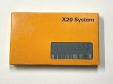 1x New X20AI1744-3, 1 full-bridge strain gauge input module, X20, B&R Automation