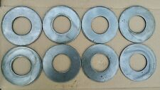 "8 Fractional 0.6 lb Olympic Weight Plates 2"" Barbell Micro Load"