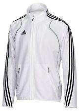 adidas T8 Jacke für Männer weiß Sportjacke Gr. XS - 049739