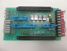 LC Amp PCB, 5043-3-ID, Used, Working When Removed