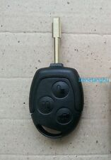Replacement fits Ford Fiesta Focus Mondeo Puma Ka for 3 button remote key FOB