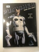 Punisher Return to Big Nothing HC Mint! (1989 Marvel) Art and cover by Mike Zeck