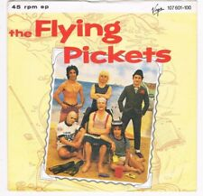 Flying Pickets-Groovin/Summer At Home/Sealed With A Kiss/Summer In The City