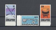 SINGAPORE 1968 SG 113/5 MNH Cat £55