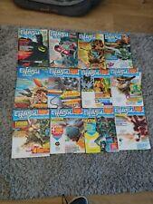 Crash Spectrum Magazine Full Year 1989 12 Issues (see Description)