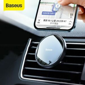 Baseus Magnetic Car Phone Holder Air Vent Universal for iPhone 12 Pro Smartphone