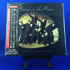 Paul McCartney & Wings: Band On The Run 25th Anniv JAPAN EDITION RARE TOCP-65180