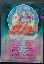 CPSM PRIERE A TARA TIBET BOUDDHISME     postcard