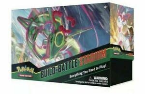 Pokemon Evolving Skies Build and Battle Stadium Box - SHIPS NOW