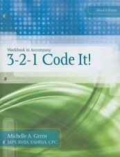 Workbook for Greens' 3-2-1 Code It!-ExLibrary