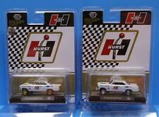 M2 MACHINES GS06 1967 CHEVY NOVA GASSER HURST HOBBY EX. CHASE CAR & REGULAR CAR
