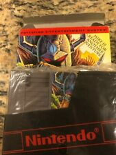 Zoda's Revenge: Star Tropics II Nintendo NES - brand new in wrapping