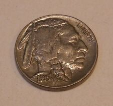 Buffalo Nickel 1935 AU