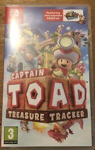 Captain Toad Treasure Tracker Nintendo Switch Great Condition