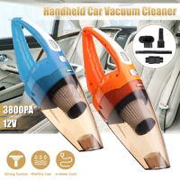 12V 3800Pa Vacuum Cleaner Car Wet & Dry Corded LED Lighting  Handheld  y