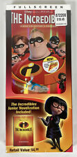 The Incredibles Dvd 2 Disc Collector's Edition W/ The Junior Novelization New