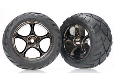 Traxxas Bandit Rear Anaconda Tire & Tracer Wheel Set - 2478A - XL-5 VXL