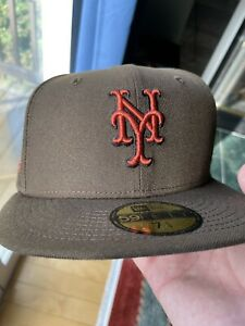 Hat Club Exclusive Aux Pack NAS Illmatic New York Mets 7 1/4 IN HAND