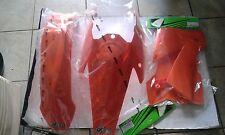KIT PLASTICHE KTM SX 125 250 300 2004 04 KIT 3 PZ COLORE ARANCIO