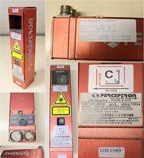 PERCEPTRÓN TRICAM contorno sensor 911-0062e - REV L - láser longitud de onda de 670 nm