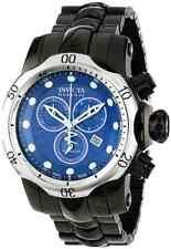 Invicta men's 13907 Reserve Venom chonograph blue Dial no reserve free shipping