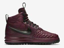 916682-601 MEN'S Nike Lunar Force 1 Duckboot Burgundy/Black