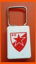 Key Chain Red Star Crvena Zvezda Key Ring Delije Srbija Football Club Beograd
