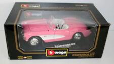 Voitures, camions et fourgons miniatures Burago pour Chevrolet 1:18