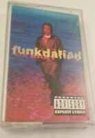 DA BRAT FUNKDAFIED DEBUT CASSETTE TAPE JERMAINE DUPRI  hip hop rap