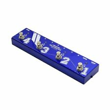 More details for valeton pole position 4 loop pedal switcher with sheet metal casing heavy duty