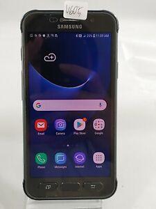 "Samsung Galaxy S7 Active G891A 32GB AT&T GSM Unlocked 5.1"" Smartphone Green V605"