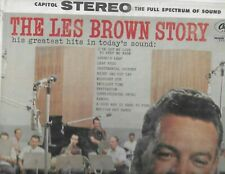 LES BROWN The Les Brown Story>> LP