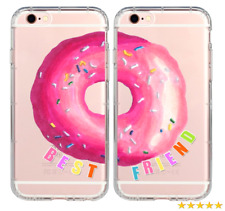 iPhone 7 Carton Funny Cute Case Best Friend Forever Bff Gifts Stuff Matching Ca