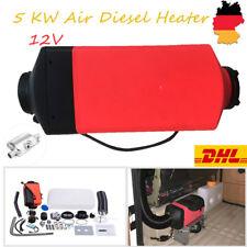 Diesel-Standheizung Luftheizung Air Heater Heizung Für LKW 5KW 12V+Schalldämpfer