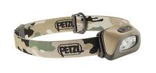 PETZL TACTIKKA ® +  Compact headlamp - 160 Lumens - Made in France - CAMO