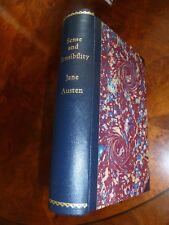 SENSE and SENSIBILITY  by Jane Austen Eveleigh Nash & Grayson 1927