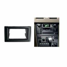 Double Din Fascia Stereo For VOLVO XC90 Dash Mount Trim Kit Frame 2 din