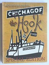 "Volcom's ""Chicgagof the Hook"" Skateboarding Video Dvd, New/Sealed,"