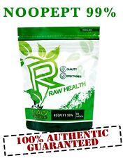 Raw Powders 60 tabs x 30mg Focus Memory and Brain Function