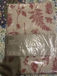 john lewis tablecloth